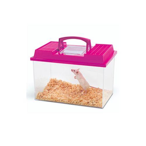 Savic-Terrario-Fauna-Box-15L-Rosa