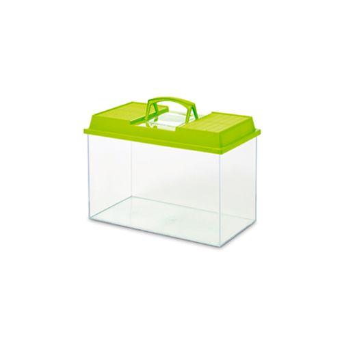 Savic-Terrario-Fauna-Box-15L-verde