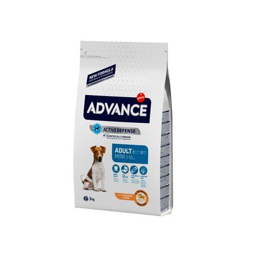 Advance-Dog-Mini-Adult-Chicken---Rice