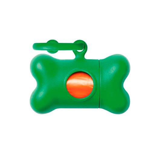 United-Pets-Dispensador-de-Sacos-Bon-Ton-Classic-Verde