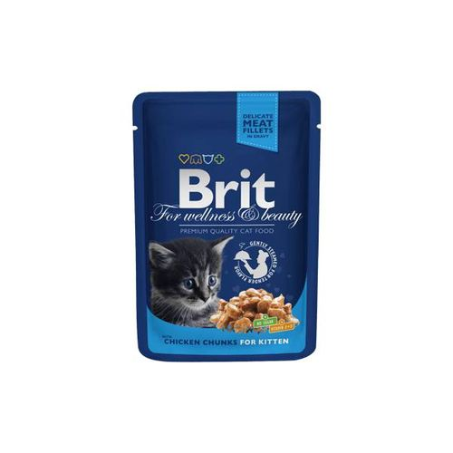 Brit-Blue-Cat-Kitten-Wet--Chicken-Chunks--Saqueta-