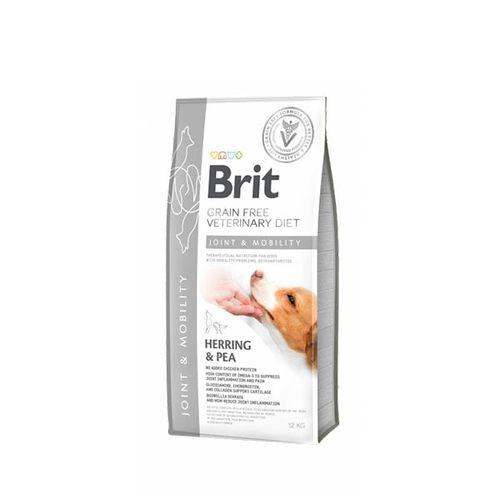 Brit-Veterinary-Diet-Dog-Joint---Mobility-Grain-Free-Herring---Pea-12-kg