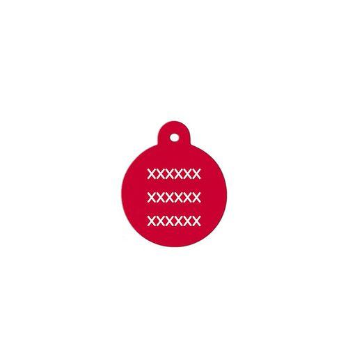 Medalha-vermelha-com-formato-redondo-muito-pequeno-altura-19-cm-X-largura-19-cm
