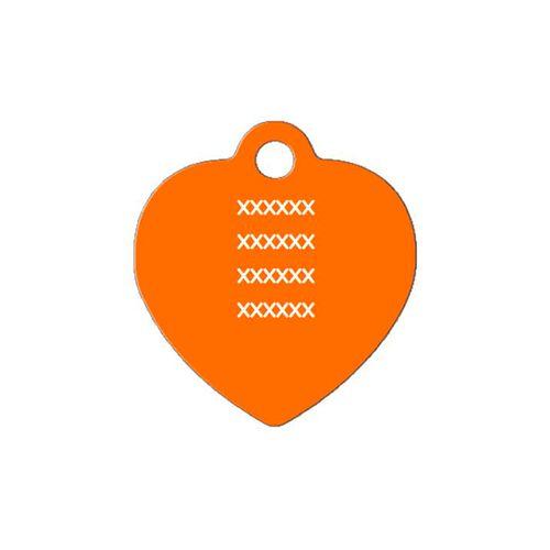 Medalha-laranja-com-formato-de-coracao-grande-altura-30-cm-X-largura-30-cm-