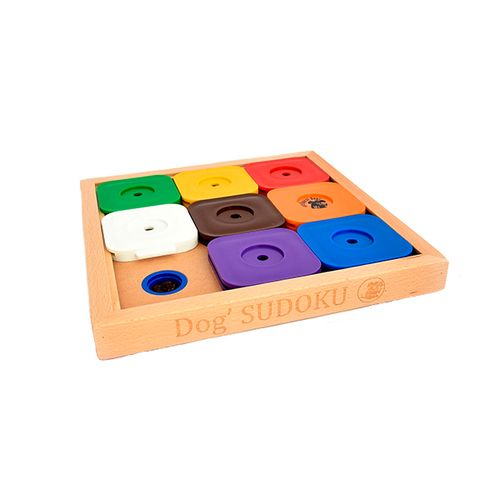 Dog-SUDOKU-Medium-Basic-M9-Special-Edition-Rainbow