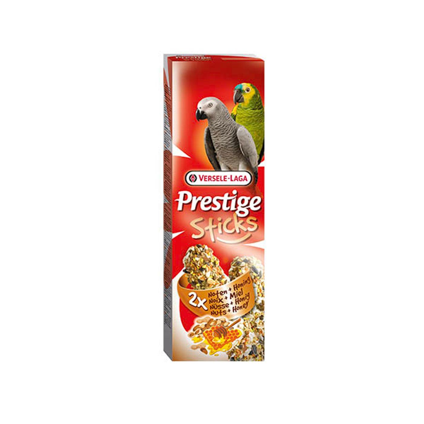 Versele-Laga-Prestige-Sticks-Nozes-e-Mel-Papagaios