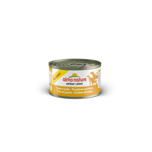 Almo-Nature-Dog-Classic-Tuna-and-Chicken-|-Wet-Lata