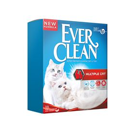 Areia-Auto-Aglomerante-Ever-Clean-Multiple-Cat