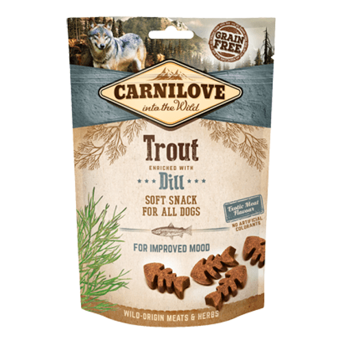 Carnilove-Dog-Soft-Snack-Trout---Dill-200-g