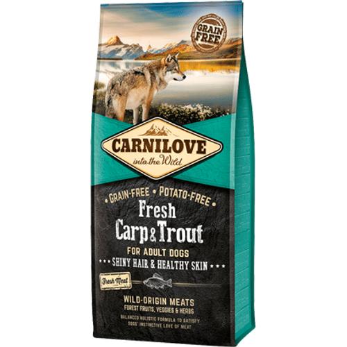 Carnilove-Fresh-Carp---Trout-Adult-Dog