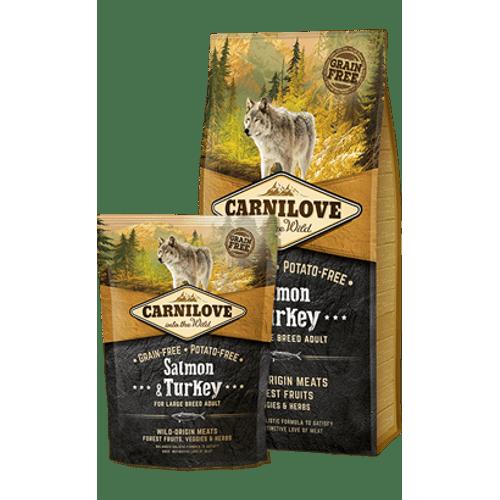 Carnilove-Salmon---Turkey-Adult-Large-Dog