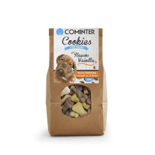 Cominter-Dog-Snack-Cookies-Vanilla-Bones