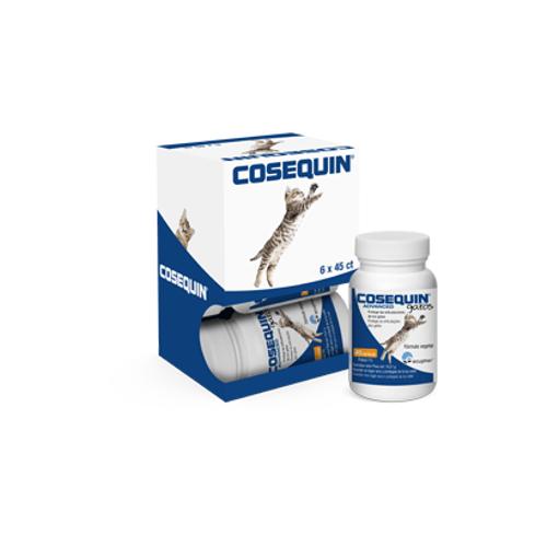 Condroprotector-Cosequin-Advanced-para-Gatos-45-Capsulas