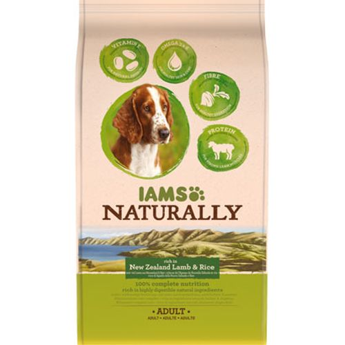 Iams-Naturally-Adult-Dog-Lamb---Rice