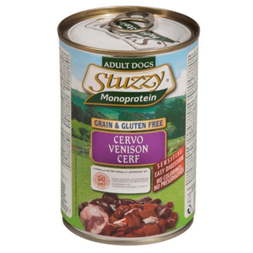 Stuzzy-Monoprotein-Grain---Gluten-Free-Dog- -Venison