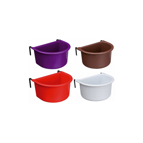 Trixie-Hanging-Bowl-with-Wire-Holder- -Cores-Sortidas