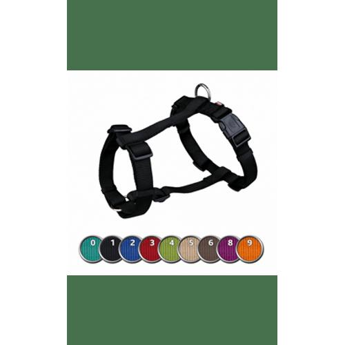 Trixie-Premium-H-Harness-|-S---M-Verde-Lima