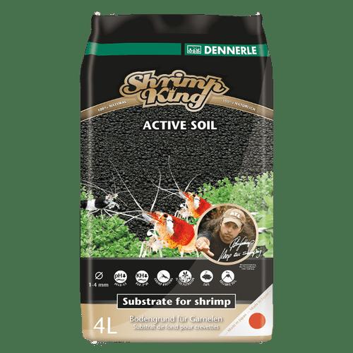 DENNERLE-Shrimp-King-Active-Soil--4L-