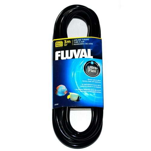 FLUVAL-Mangueira-de-ar-flexivel--3m--–-Preto
