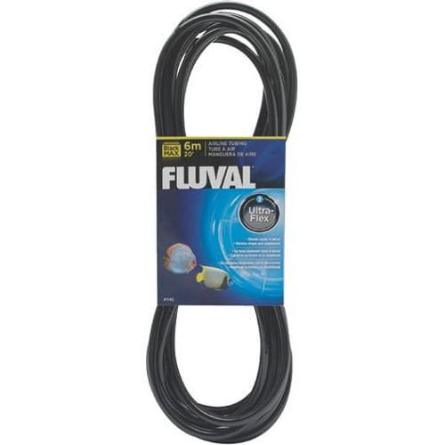 FLUVAL-Mangueira-de-ar-flexivel--6m--–-Preto
