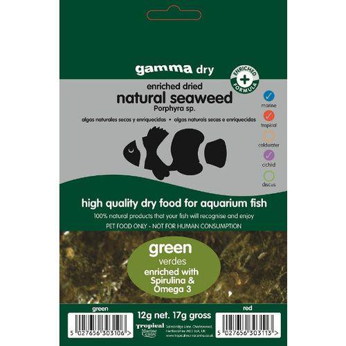 GAMMA-DRY-Alga-Verde-Seca--12g-