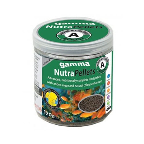GAMMA-NutraPellets-Algae---Colour-Boost--120g-