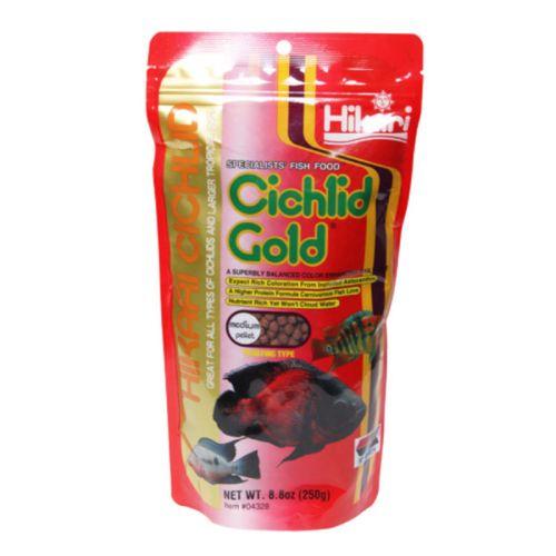 HIKARI-Cichlid-Gold-Medium--250g-