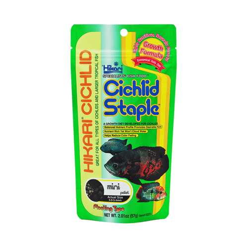 HIKARI-Cichlid-Staple-Mini--57g-