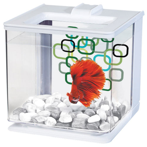 MARINA-Aquario-Kit-p--Betta-EZ-Care-25L-Branco