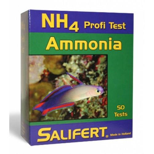 SALIFERT-Teste-de-Amonia