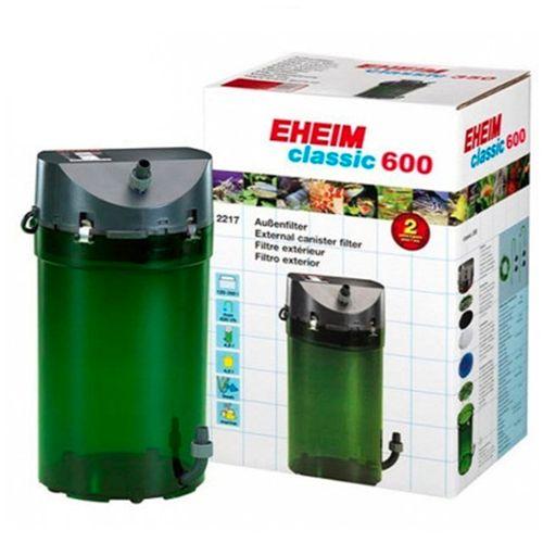 EHEIM-Filtro-externo-Classic-600-Plus