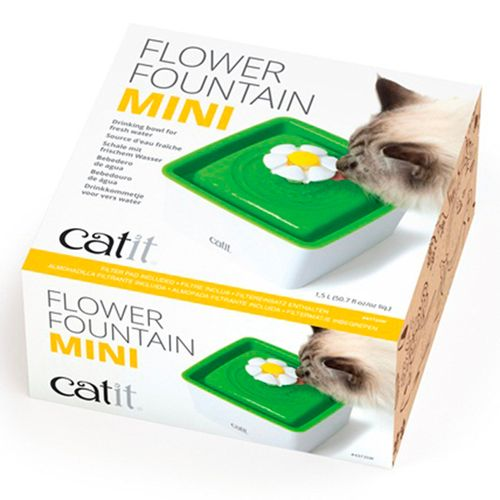 Catit-Mini-Flower-Fountain-Drinker-1.5l