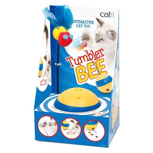 Catit-Play-Tumbler-Bee
