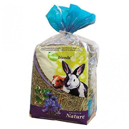 Cominter-Feno-Home-Friends-Centaurea---Folhas-de-Betula-500-g