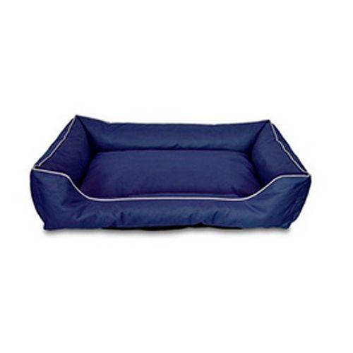 Eurosiam-Cama-Loft-Rectangular-Basket-com-Pegas-Azul