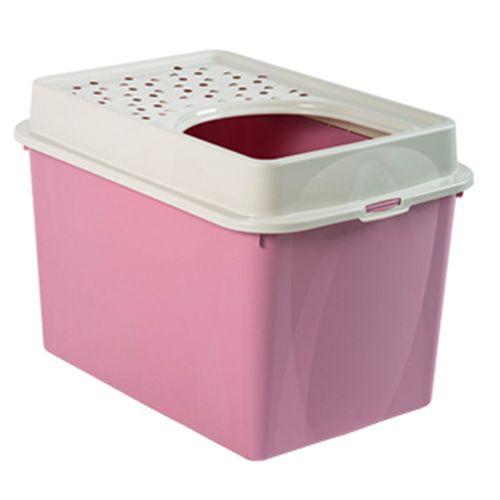 Rotho-WC-Berty-com-Entrada-Superior-Rosa