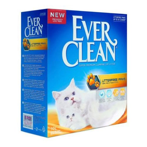 Areia-Auto-Aglomerante-Ever-Clean-Litterfree-Paws