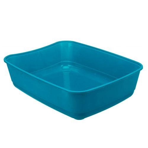 Trixie-Bandeja-Simples-Classic-Azul-Turquesa
