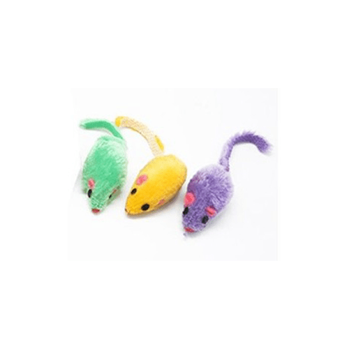 Eurosiam-Cat-Brinquedo-Set-Of-6-Plush-Mice-1-Unidade