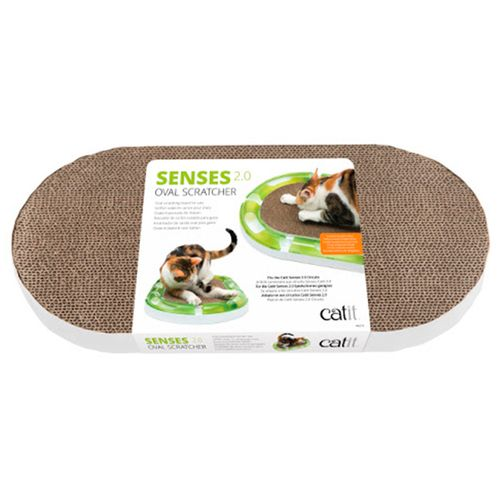 Catit-Senses-2.0-Arranhador-Oval