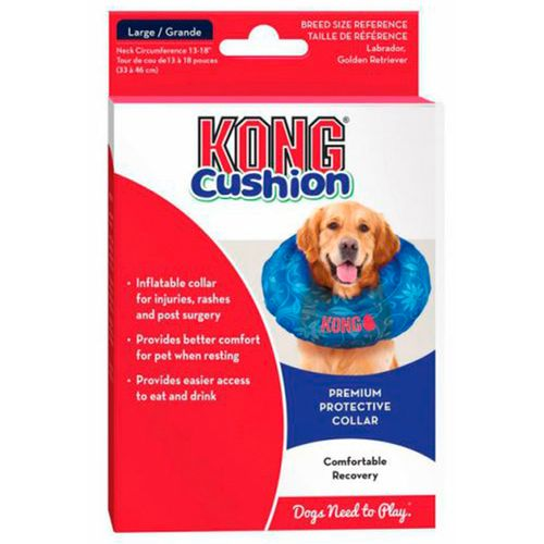 Kong-Cushion---Colar-Insuflavel---Small---20-a-30-cm