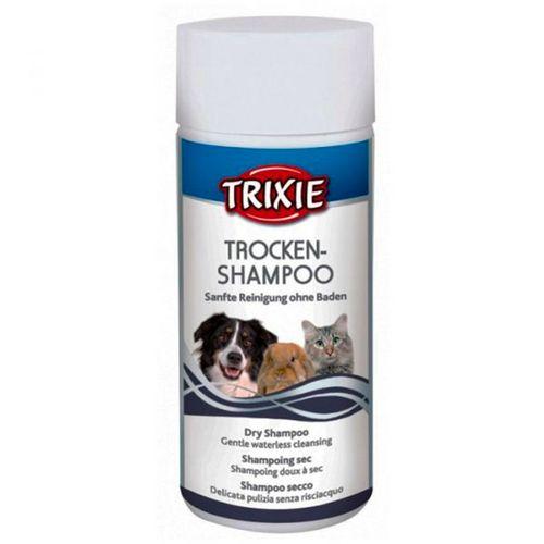 Trixie-Champo-em-Po-para-limpeza-a-seco-para-caes-gatos-e-pequenos-animais