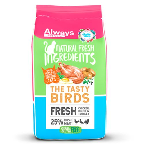 Always-Pet-Care-gato-Tasty-Birds