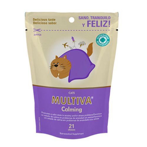Multiva-Calming-Cat