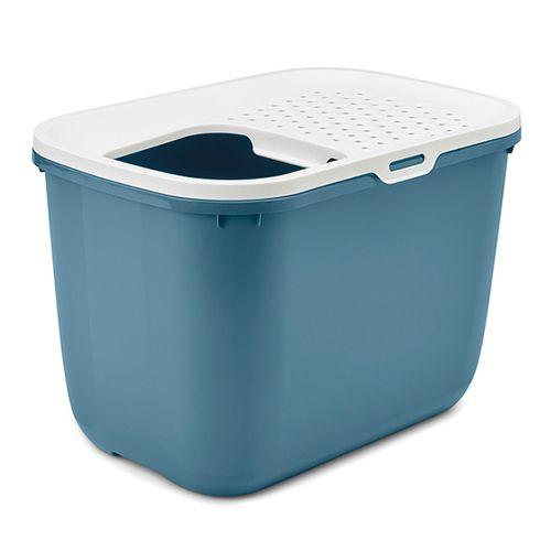 Savic-WC-Hop-In-Branco---Azul