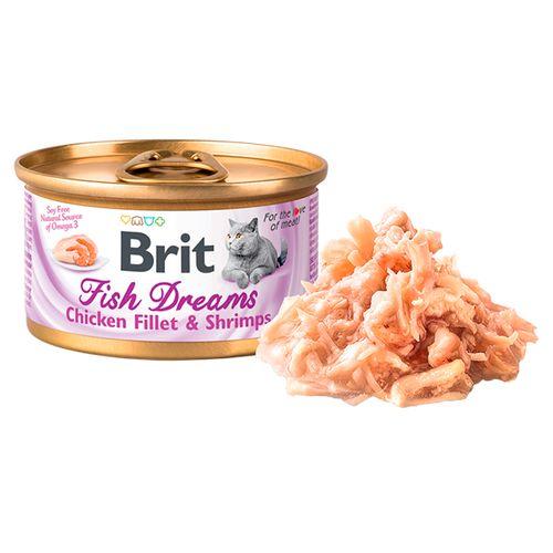Brit-Fish-Dreams-Cat-Chicken-Fillet---Shrimps