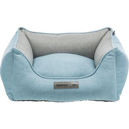 Trixie-Cama-Lona--Cor-Azul-claro-e-cinzento-