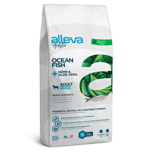Alleva-Holistic-Dog-Medium-Maxi-Fish-12Kg