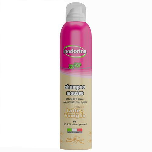 Inodorina-Champo-Mousse-Leite---Baunilha-300-ml