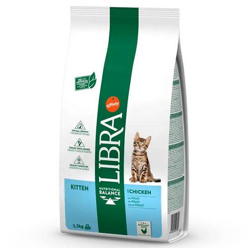 Libra-kitten-chicken